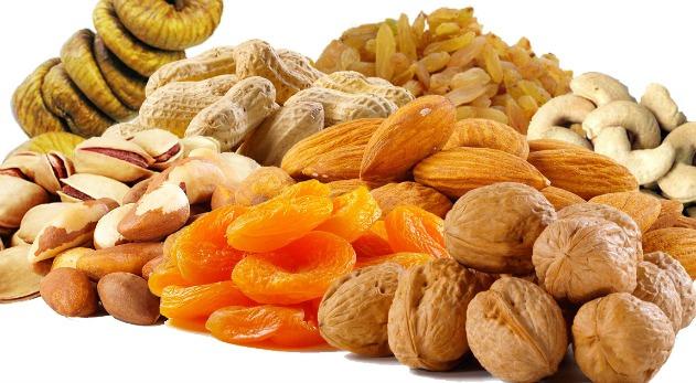 Beneficios de los frutos secos para la salud colageno hidrolizado y m s - Alimentos con colageno hidrolizado ...