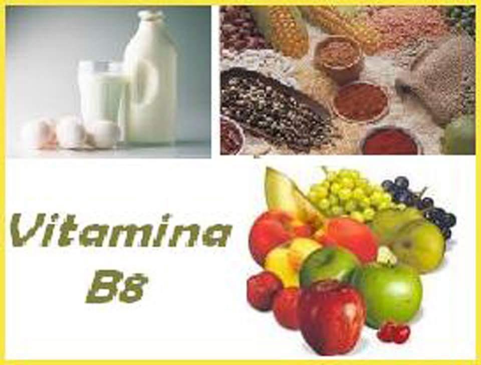 Funcion de la vitamina biotina